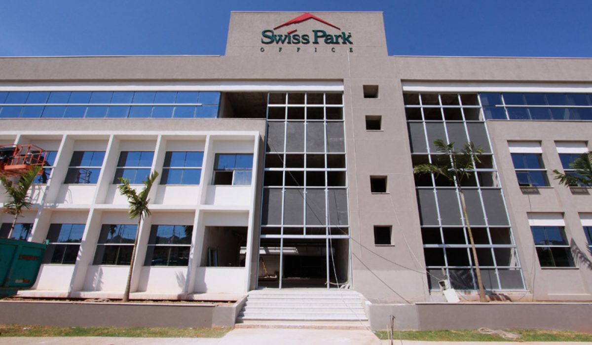 Empresas do Swiss Park Office