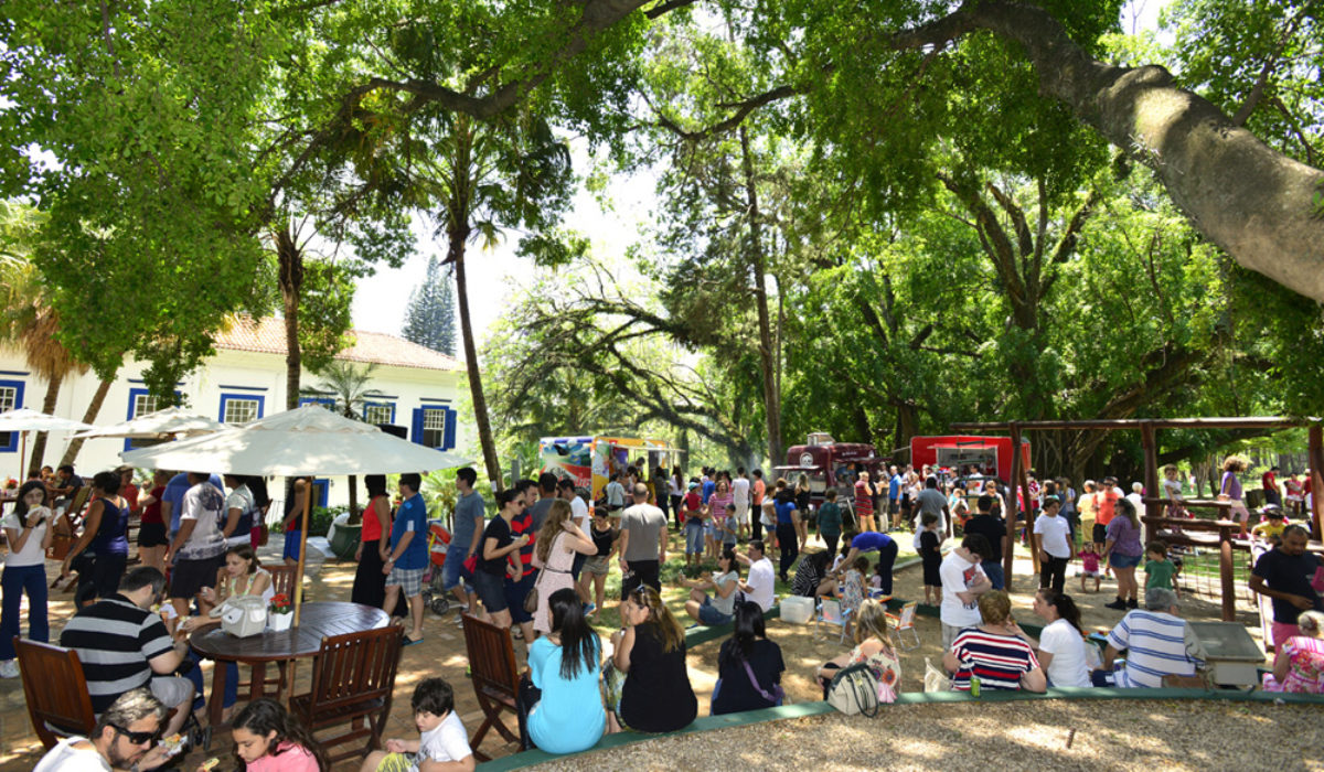 1º Encontro Food Truck do Swiss Park